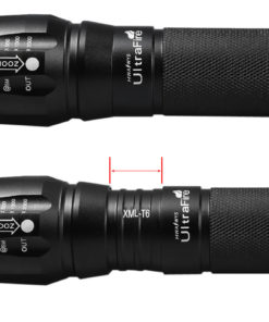 Lanterna Ultrafire W-878 Cree Xml T6 com Carregador
